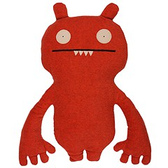 Uglydolls - 2 Foot Uglydoll- Abima (Red) - Accessories