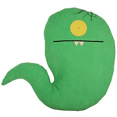 Uglydolls - 2 Foot Uglydoll- Uglyworm (Green) - Accessories