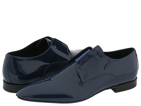 Alessandro Dell'Acqua - 1400 (Navy Patent) - Footwear