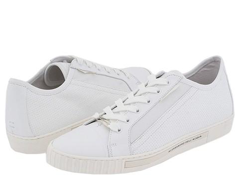 Alessandro Dell'Acqua - 1406 (White) - Footwear