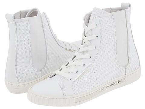 Alessandro Dell'Acqua - 1407 (White) - Footwear