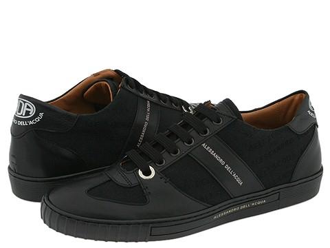 Alessandro Dell'Acqua - 1409 (Black) - Footwear