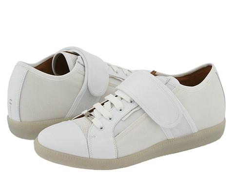 Alessandro Dell'Acqua - 1414 (White) - Footwear