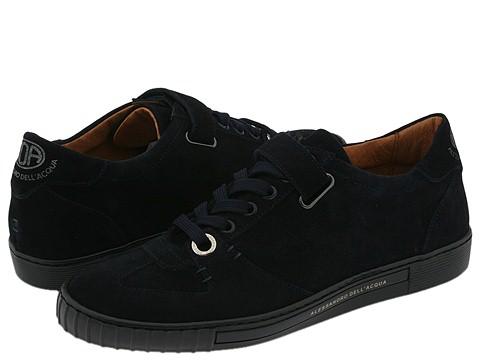 Alessandro Dell'Acqua - 1420 (Blue Suede) - Footwear