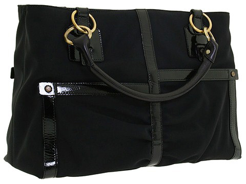 Donald J Pliner - Dellis-D05 (Black/Black) - Bags and Luggage