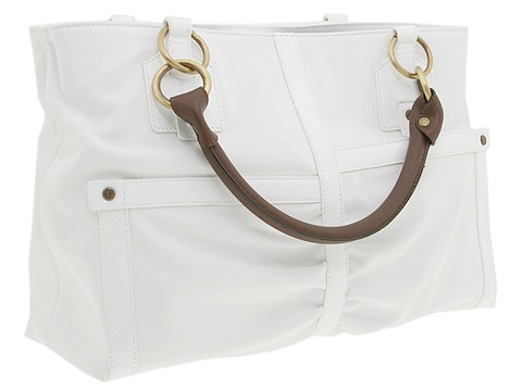 Donald J Pliner - Daisy-D05 (White) - Bags and Luggage