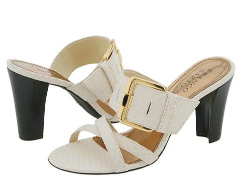 Franco Sarto - Dente2 (Vanilla Boa) - Footwear