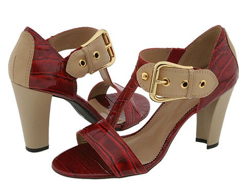 Franco Sarto - Detract2 (Red Croc) - Footwear