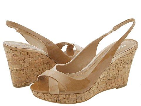 Franco Sarto - Gander (Camel Fantasy Patent) - Footwear