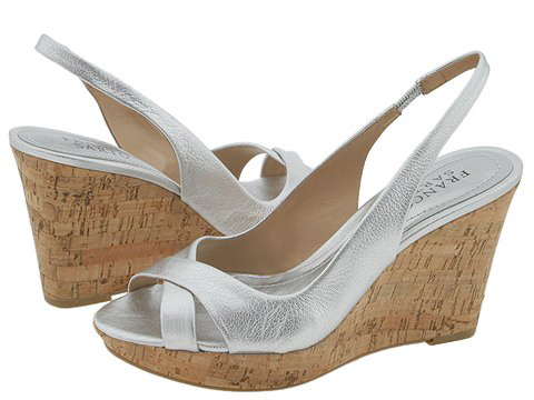 Franco Sarto - Gander (Silver Metallic) - Footwear