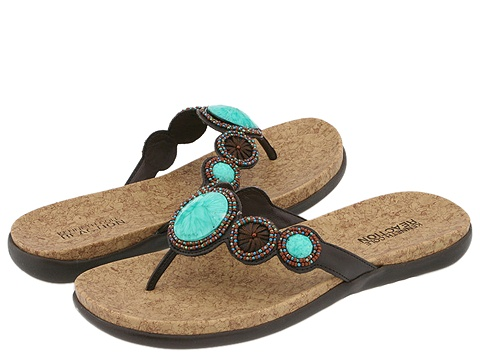 8521 724581 p - stone accented sandals