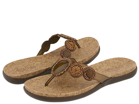 8521 724582 p - stone accented sandals