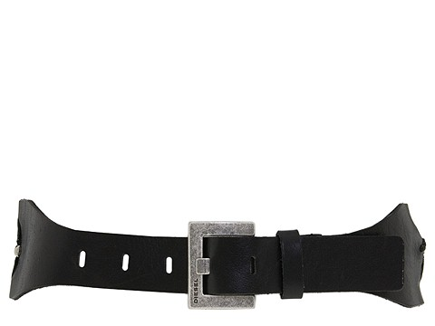 Diesel - Bugaa Belt (Black) - Accessories