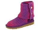 UGG Kids - Cardy (Toddler/Youth) (Pink Multi) - Footwear