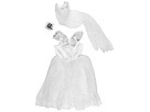 Puppet Workshop - Bride Ball Gown (Toddler/Little Kids/Big Kids) (White) - Apparel