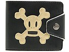 Paul Frank - Skurvy Snap Wallet (Black) - Bags and Luggage