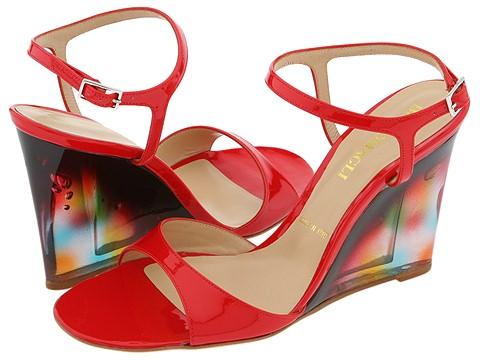 BRUNOMAGLI - Follo (Red Patent) - Footwear