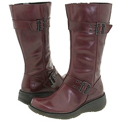 Dr. Martens - Milly (Wine) Boots
