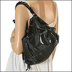Francesco Biasia - Dana Small Single Handle Top Zip (Black) - Bags and Luggage