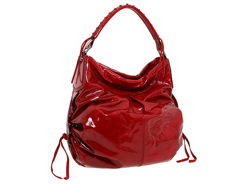 Francesco Biasia - Dana Medium Single Handle Top Zip (Berry) - Bags and Luggage