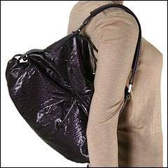 Francesco Biasia - Ellen Small Single Handle Top Zip (Purple) - Bags and Luggage