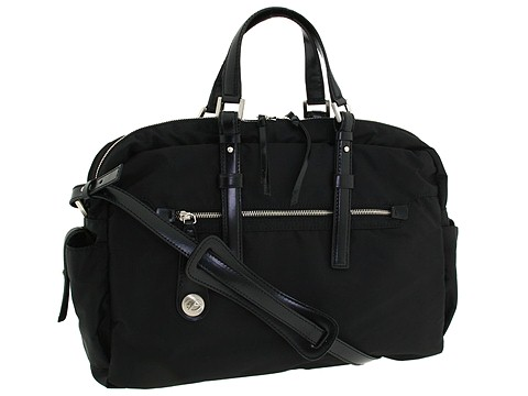 Francesco Biasia - Jackye Large Organizer Tote (Black) - Bags and Luggage