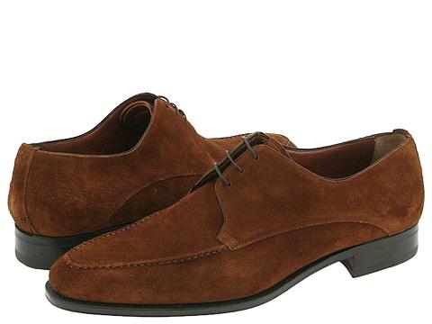 a. testoni - 46004 (Moro Suede) - Footwear