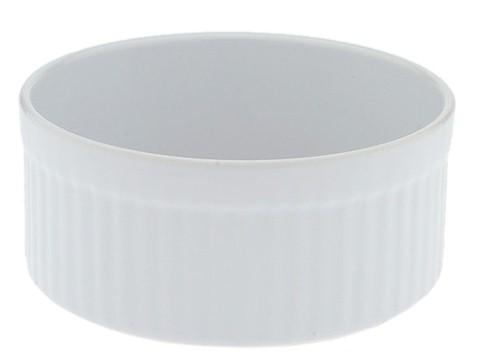 Emile Henry - 2 Quart Souffle Dish (Blanc) - Home