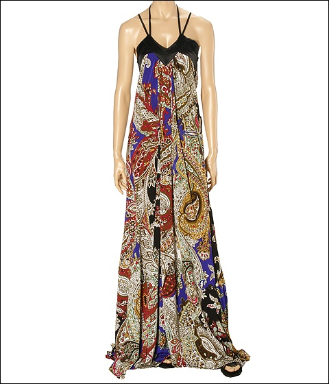 Just Cavalli - SO642546088S637 (Black Gypsy) - Apparel