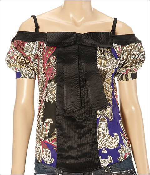 Just Cavalli - SO660346092S637 (Black Gypsy) - Apparel