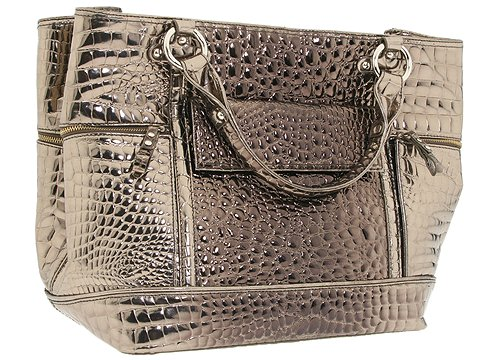Donald J Pliner - D2418-90 (Bronze) - Bags and Luggage