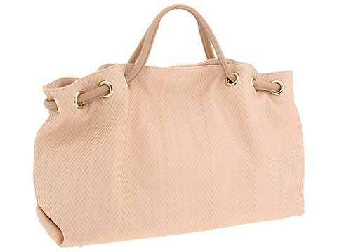 Furla Handbags - Carmen Extra Large Shopper (Cipria - Pale Pink) - Bags and Luggage