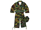 Aeromax - Jr. Camo Suit with Cap (Toddler/Little Kids/Big Kids) (Camo) - Apparel