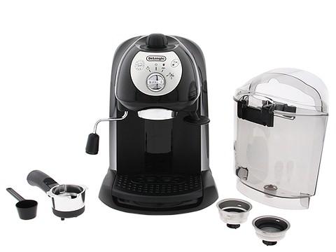 de longhi retro bar32 espresso cappuccino machine