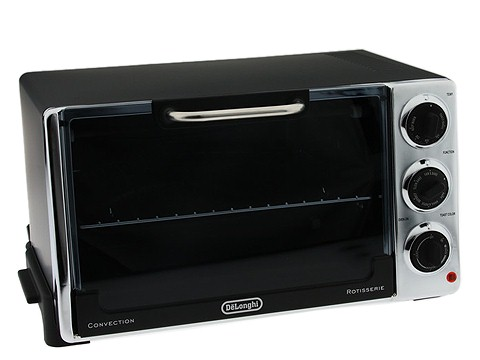 DeLonghi RO2058 Convection/Toaster Oven With Rotisserie