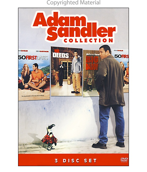 Adam sandler movies list