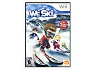 Nintendo - Wii We Ski (- Electronics