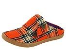 Blowfish - Hobo (Orange Workshirt Plaid) - Footwear