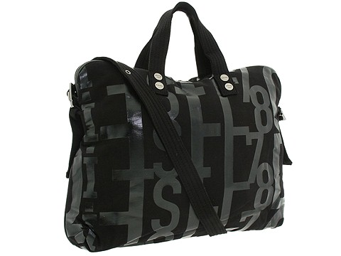 Diesel - Steve Pr423 (Black) - Bags and Luggage