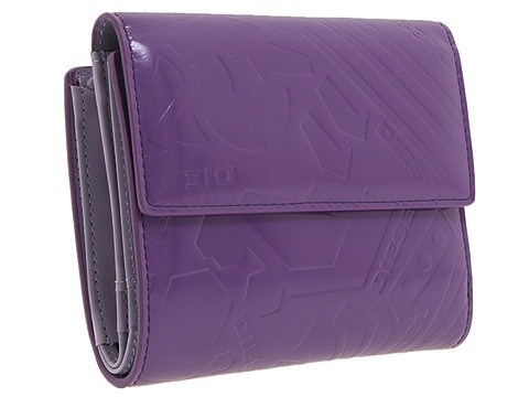 Diesel - Eliodoro - wallet (Lilac) - Bags and Luggage