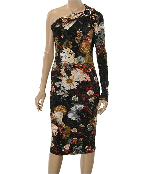 Just Cavalli - SO745747149S900 Dress (Multicolor) - Apparel
