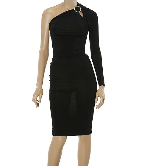 Just Cavalli - SO745882618900 Dress (Black) - Apparel