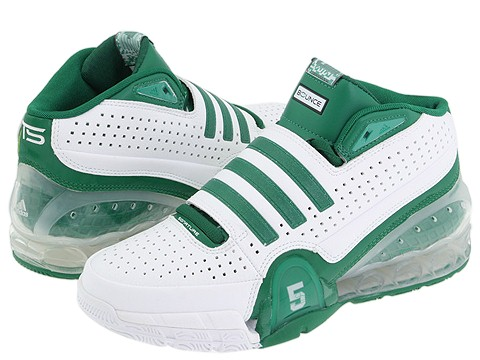 Adidas Mens TS Bounce Commander Basketball Shoe