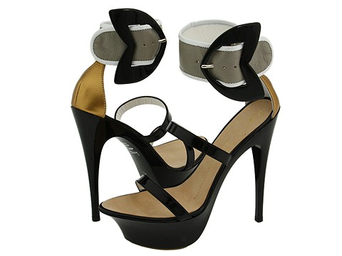 Giuseppe Zanotti - E90081 (Nero) - Footwear