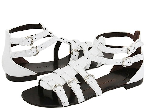 Giuseppe Zanotti - E90274 (Bianco) - Footwear