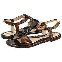 Via Spiga - Hope (Gold/Tmoro Land Snake) - Footwear