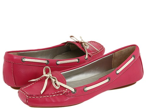 Via Spiga - Veronia (Peony Nappy/Platinum Nappa) - Footwear