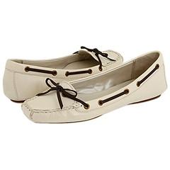 Via Spiga - Veronia (Dew/Chestnut Nappa) - Footwear