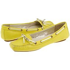 Via Spiga - Veronia (Curry Nappa/Light Gold Nappa) - Footwear