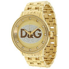 D&G Dolce & Gabbana - DW0379 (Gold) - Jewelry